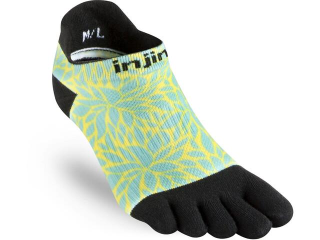 Injinji Run Coolmax Xtra Løbesokker Damer, fern spectrum